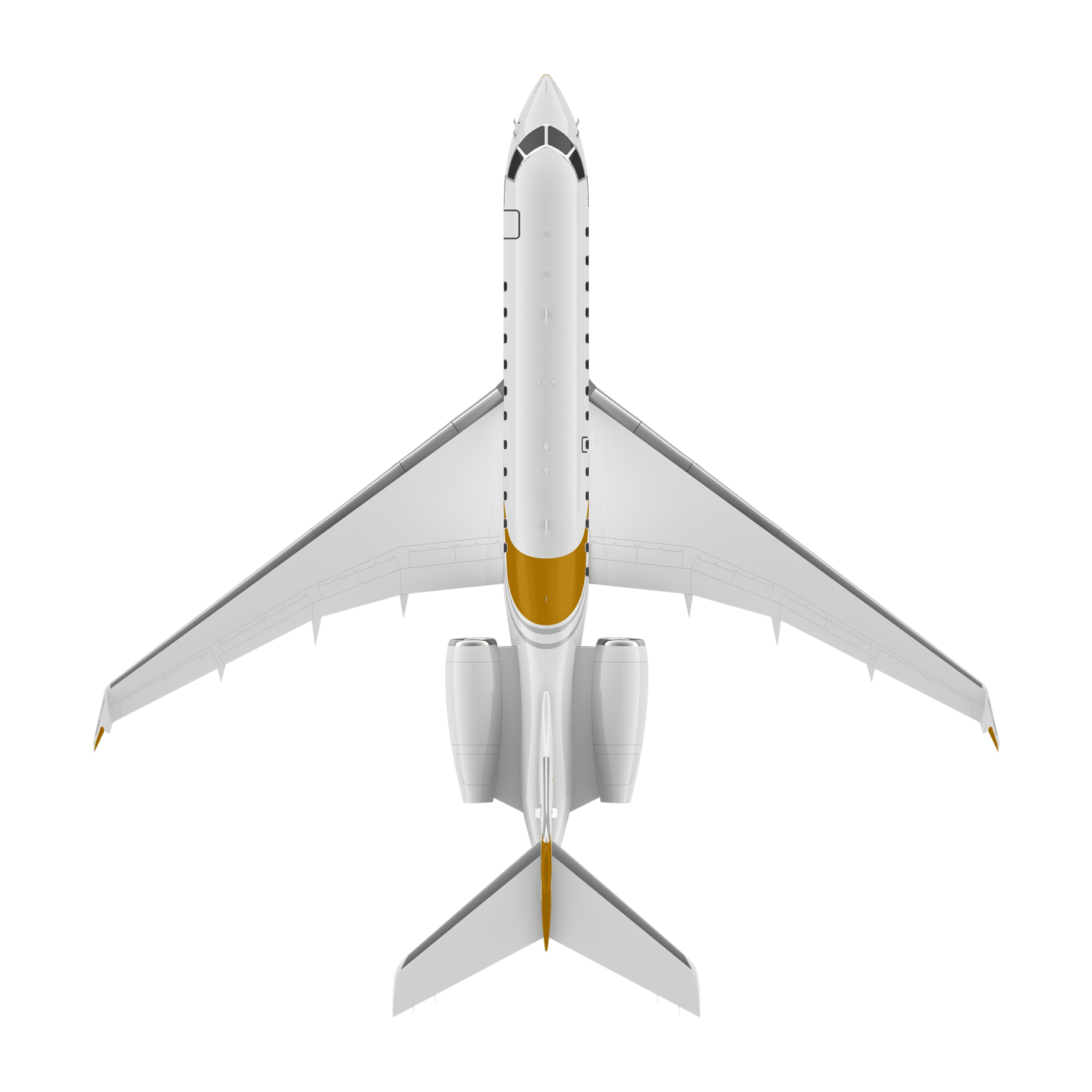 aerial view bombardier global 5000 Asia jet partners Malaysia